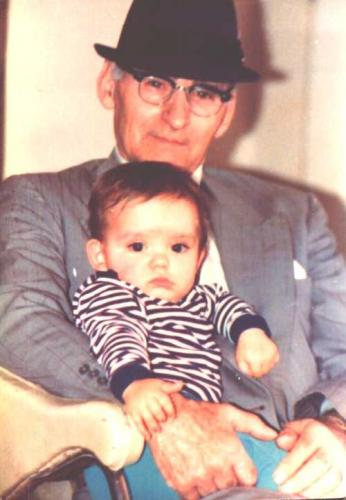 Félix Lachance- Grandson