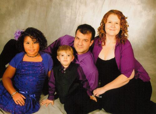 Marie Lachance Family